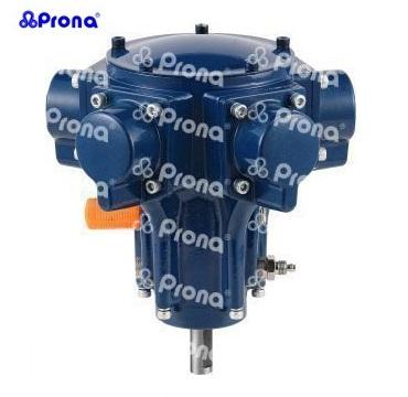 Đầu Motor khí 5 Piston trong cây khuấy sơn PRONA M-50