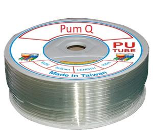 Dây dẫn hơi màu trắng PUMQ 8x12x100m