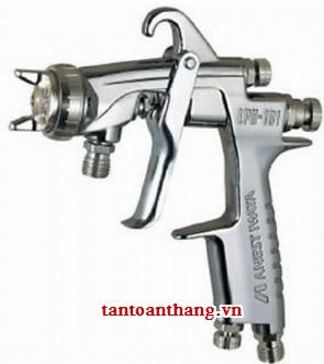 Kinh nghiệm phân biệt súng phun sơn ANEST IWATA nhãn hiệu W101-134G